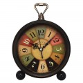 Konigswerk Decorative Desk Alarm Clock (Tuscan Style) AC104G
